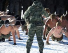 Thủy quân lục chiến Mỹ - Hàn diễn tập giữa trời lạnh buốt