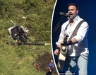 Ca sĩ thiệt mạng trong tai nạn máy bay khi đi diễn