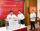 Bộ VH-TT&DL quyên góp 400 triệu đồng ủng hộ đồng bào các tỉnh Tây Bắc