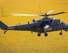 Trực thăng chiến đấu Mi-35M của Nga phô diễn sức mạnh