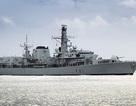 Chiến hạm Anh theo dõi sát sao nhóm tàu Nga đi qua eo biển Manche