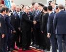 Tổng thống Nga Putin đã tới Đà Nẵng