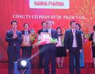 Dược phẩm Nam Hà là 1 trong 10 công ty dược uy tín nhất Việt Nam 2016