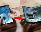 Samsung sẽ lùi lịch ra mắt smartphone gập làm đôi tới năm 2019?