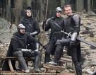 David Beckham hóa chiến binh trong vai diễn điện ảnh đầu đời