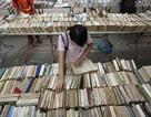 Sách giảm giá thu hút độc giả tới Hội chợ sách quốc tế Việt Nam