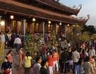 Dòng người nô nức đổ về Thiền viện Trúc Lâm Phương Nam