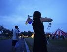 Người lớn, trẻ nhỏ trải nghiệm Tết Trung thu xưa tại Hoàng Thành Thăng Long