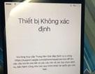 """Nhiều iPhone xách tay tại Việt Nam bất ngờ biến thành """"cục gạch"""""""