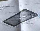 """Rò rỉ bản thiết kế mặt lưng """"lạ"""" của iPhone 8"""