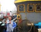 """Bình Định: Những hình ảnh """"tố cáo"""" tàu vỏ thép đóng thép Trung Quốc?"""