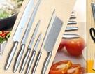 Tuyệt chiêu đơn giản giúp dao làm bếp luôn bền và không bị gỉ sét