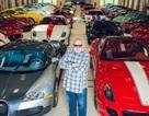 """Choáng ngợp trước bộ sưu tập siêu xe """"hàng thửa"""" của tỷ phú Michael Fux"""