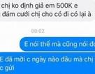 Nóng trên mạng: Khách không đi đám cưới, cô dâu nhắn tin đòi chuyển tiền mừng