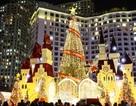Những địa điểm chơi Noel đẹp ngỡ trời Âu giữa lòng Hà Nội