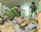 Thu giữ hơn 2 tấn mứt bẩn có xuất xứ từ Trung Quốc