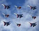"""""""Hiệp sĩ Nga"""" chinh phục bầu trời Malaysia"""