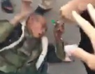 Va chạm giao thông, nhóm thanh niên đánh 1 cựu binh dã man