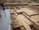 Xem dấu tích kiến trúc nghìn năm mới phát hiện trong Hoàng thành Thăng Long