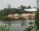 Chủ tịch TP Hà Nội chỉ đạo làm rõ vụ lấp hồ, chiếm nơi ở của đàn cò vạc nghìn con