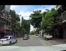 Công an lên tiếng về vụ CSGT truy đuổi xe taxi trên đường