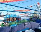 Đoàn tàu vỏ thép căng cờ, hướng ra Hoàng Sa, Trường Sa