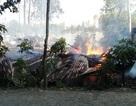 4 căn nhà của 4 anh em ruột bị bà hỏa thiêu rụi