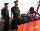 Đồn biên phòng Thổ Châu bắt 2 tàu chở 20.000 lít dầu không rõ nguồn gốc