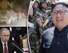 Nga triển khai nhiều thiết bị quân sự tới sát biên giới Triều Tiên?