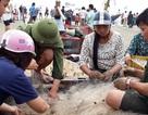Thanh Hóa: Ngư dân hồ hởi ra khơi trong Ngày quốc tế lao động 1/5
