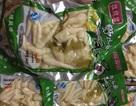 """Chân gà muối Trung Quốc 9 tháng không hỏng tràn """"chợ mạng"""""""