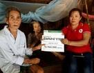 Gần 77 triệu đồng đến với hai vợ chồng già lay lắt nuôi con gái ung thư