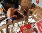 Triều cường tấn công nhà chồ ở Nha Trang, nhiều người mắc kẹt