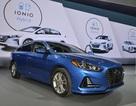 Hyundai Sonata 2018 phiên bản Mỹ ra mắt