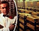 """Kho vàng trong phim Điệp viên 007 lần đầu đón """"người ngoài"""""""