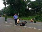 Ba người trong gia đình thương vong sau cú tông xe tải