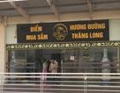 Cơ sở kinh doanh bị đóng cửa vẫn đón khách Trung Quốc vào mua sắm