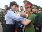 Bé 4 tháng tuổi ở Quảng Ninh bị lừa bán, được Công an Trung Quốc giải cứu