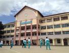 Sau sự cố sập phòng học, gần 1.500 học sinh được chuyển sang cơ sở mới