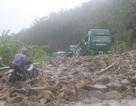 Đắk Lắk: Quốc lộ ngập sâu, hàng trăm ô tô chôn chân trên đỉnh đèo