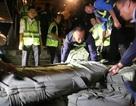 Máy bay Nga chở 40 tấn hàng cứu trợ bão Damrey hạ cánh xuống Cam Ranh