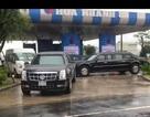"""Dàn siêu xe của Tổng thống Trump """"đổ bộ"""" cây xăng ven đường tại Đà Nẵng"""