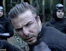 David Beckham bị chê trong vai diễn điện ảnh đầu tiên