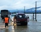 Mưa lớn ở thượng nguồn, Nha Trang ngập nặng nhiều nơi