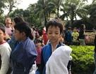 Hà Nội: Cháy lớn tại chung cư trên đường Hoàng Hoa Thám