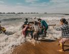 Cảng cá Long Hải buổi bình minh tuyệt đẹp qua góc máy nhiếp ảnh gia trẻ