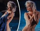 Ảnh chụp Marilyn Monroe khỏa thân bên bể bơi có giá 800 triệu đồng