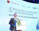 Thêm một dự án chính thức nhận chứng chỉ Xanh quốc tế EDGE của IFC
