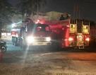 Cháy xưởng sản xuất máy biến áp tại Công ty Cơ điện Thủ Đức