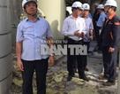 Đoàn công tác tỉnh Hà Tĩnh thị sát hiện trường vụ nổ tại Formosa